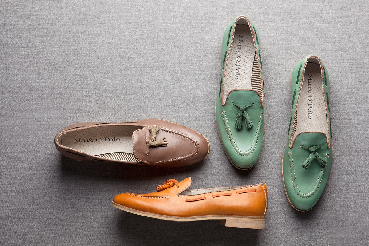 Marco Polo shoes scarpe campaign still-life