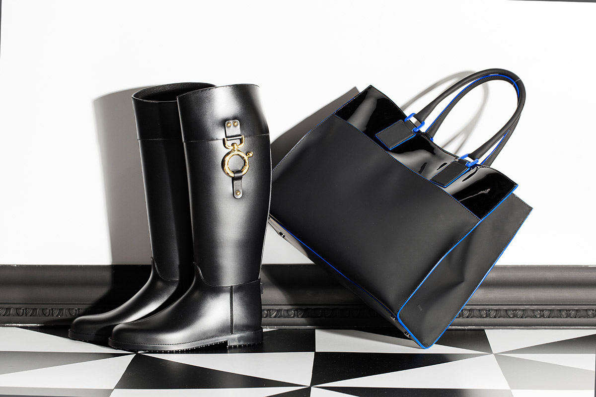 Moncler shoes scarpe campaign still-life
